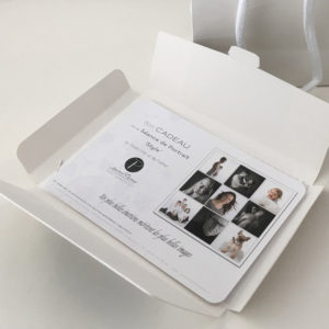 Portrait BOX : le coffret cadeau du studio Laurent Pareau Photographies